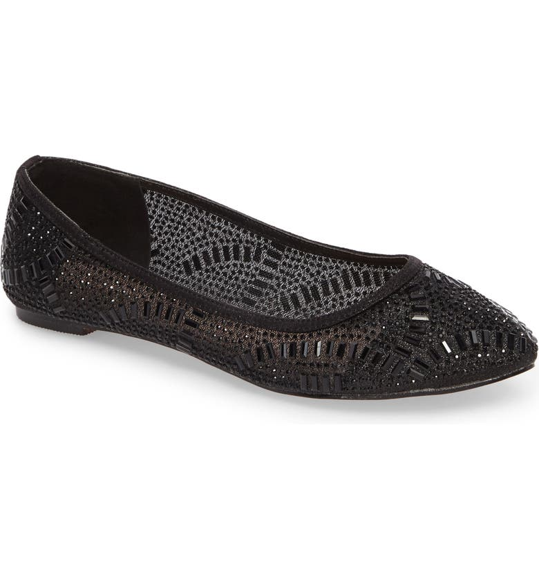 LAUREN LORRAINE Luma Flat, Main, color, 001