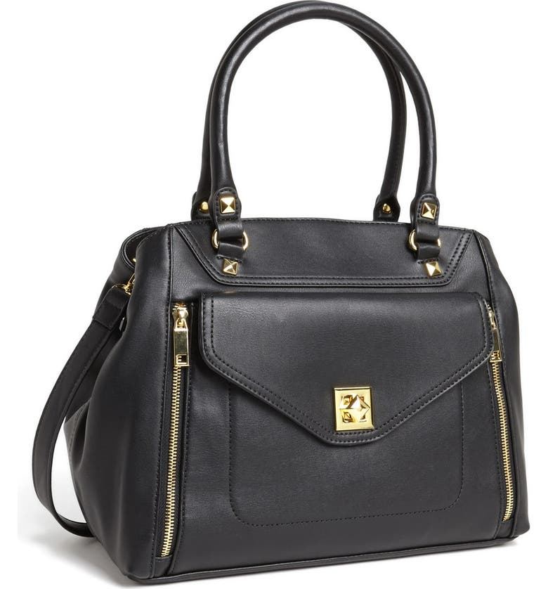 JESSICA SIMPSON 'Hadley' Satchel, Main, color, 001