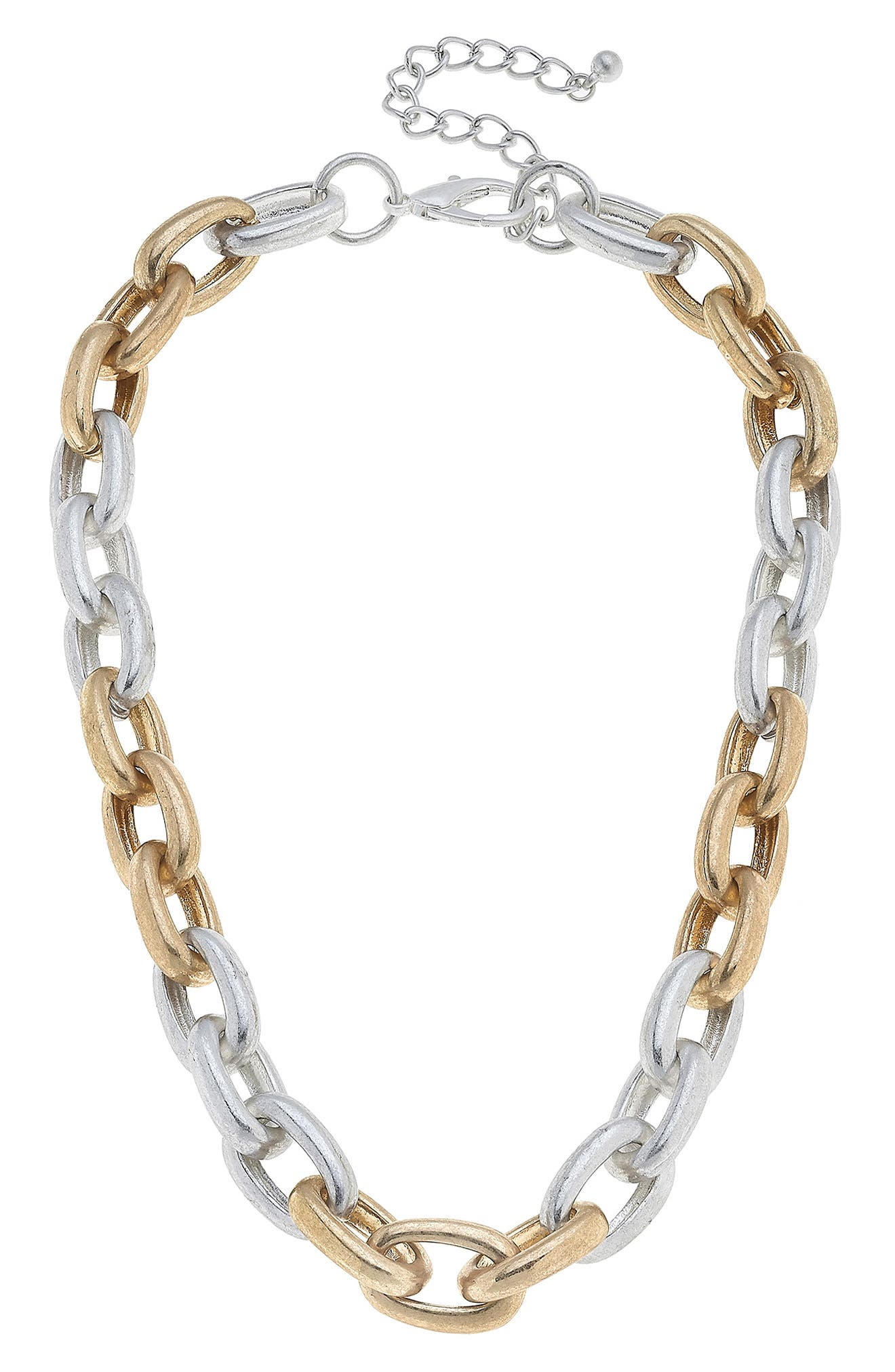 Chi Chain Link Necklace