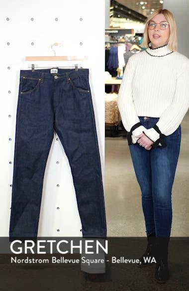 Icons Slim Fit Jeans, sales video thumbnail