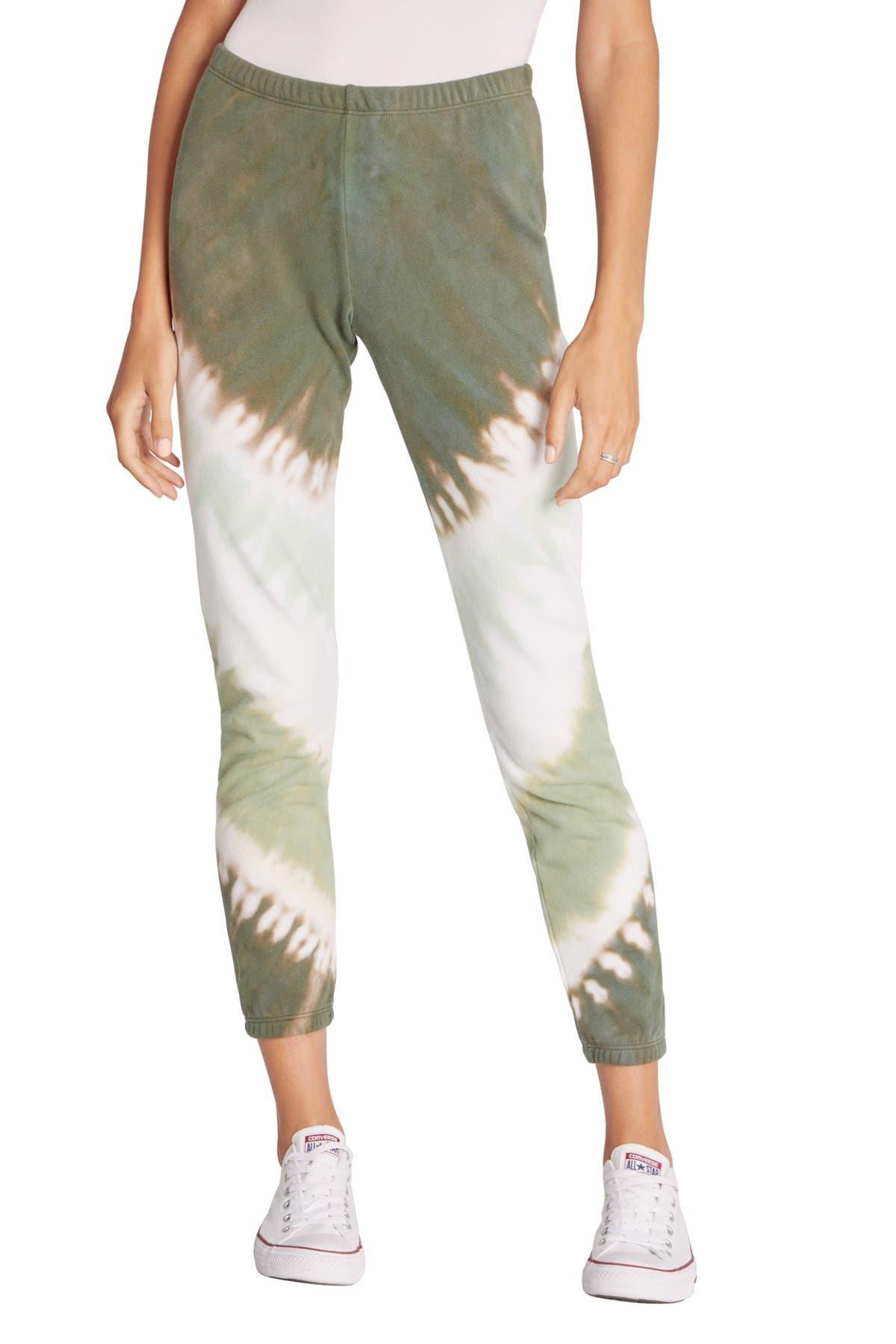 Image of WILDFOX Knox Tie Dye Pants