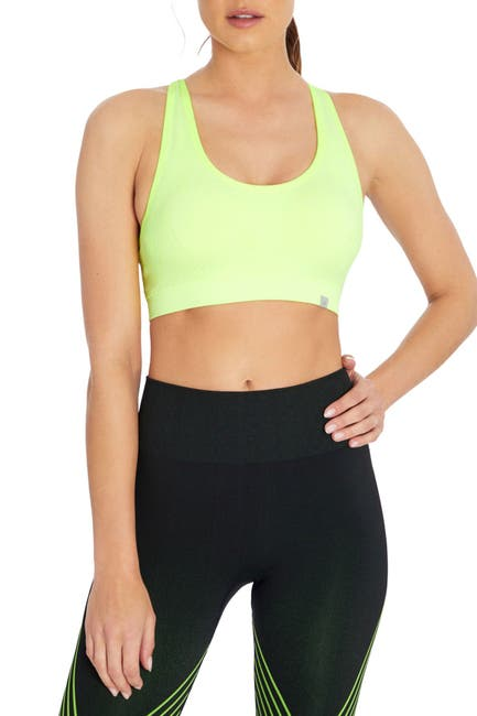 Image of CYCLE HOUSE Impact Seamless Sports Bra