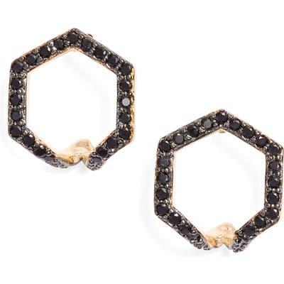 Sterling Forever Geo Daze Earrings