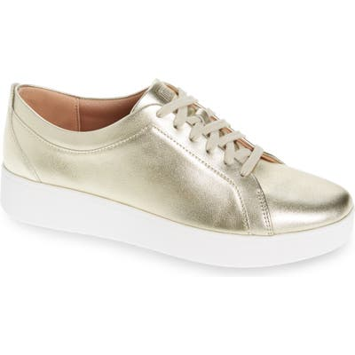 Fitflop Rally Sneaker, Metallic
