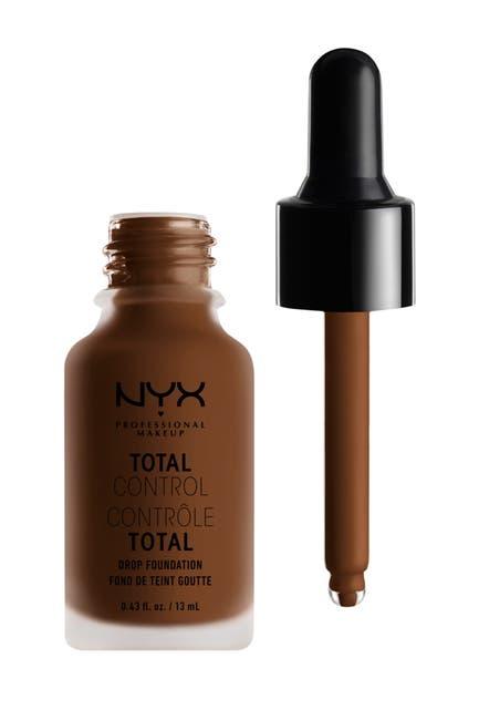 Image of NYX COSMETICS Total Control Drop Foundation - Mocha