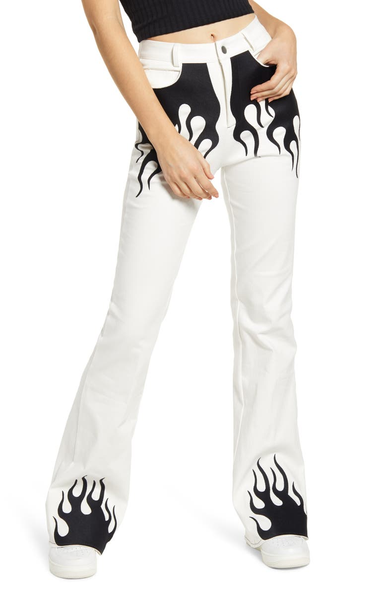 I.AM.GIA Quinni Pants, Main, color, WHITE