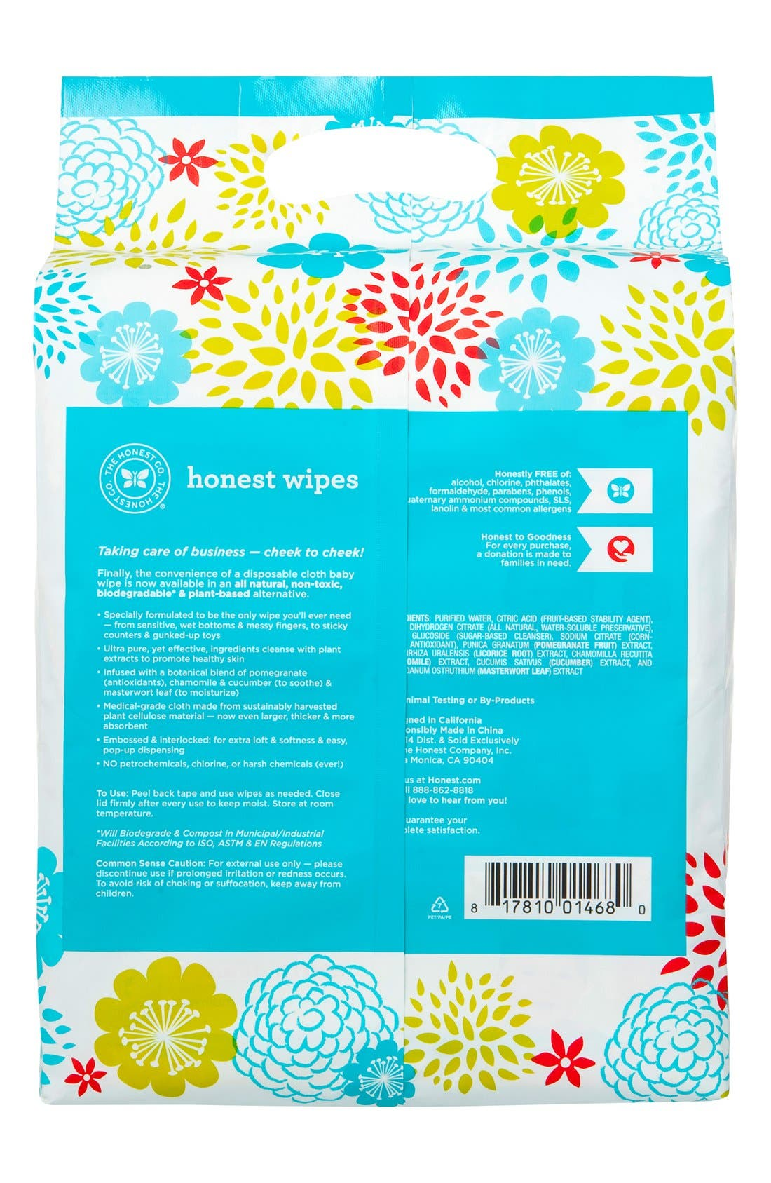,                             Cloth Baby Wipes,                             Alternate thumbnail 5, color,                             000