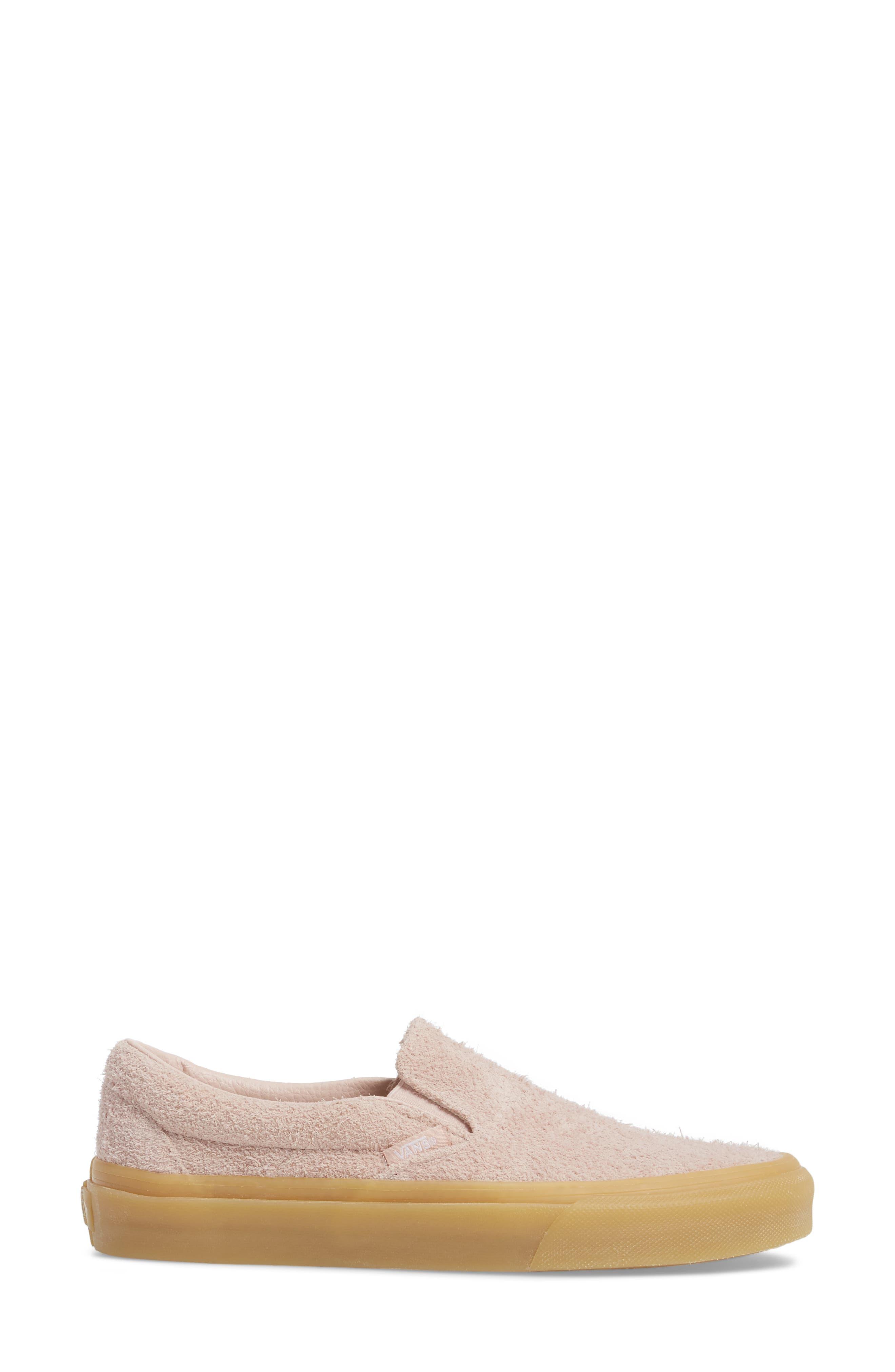 ,                             Classic Slip-On Sneaker,                             Alternate thumbnail 414, color,                             656