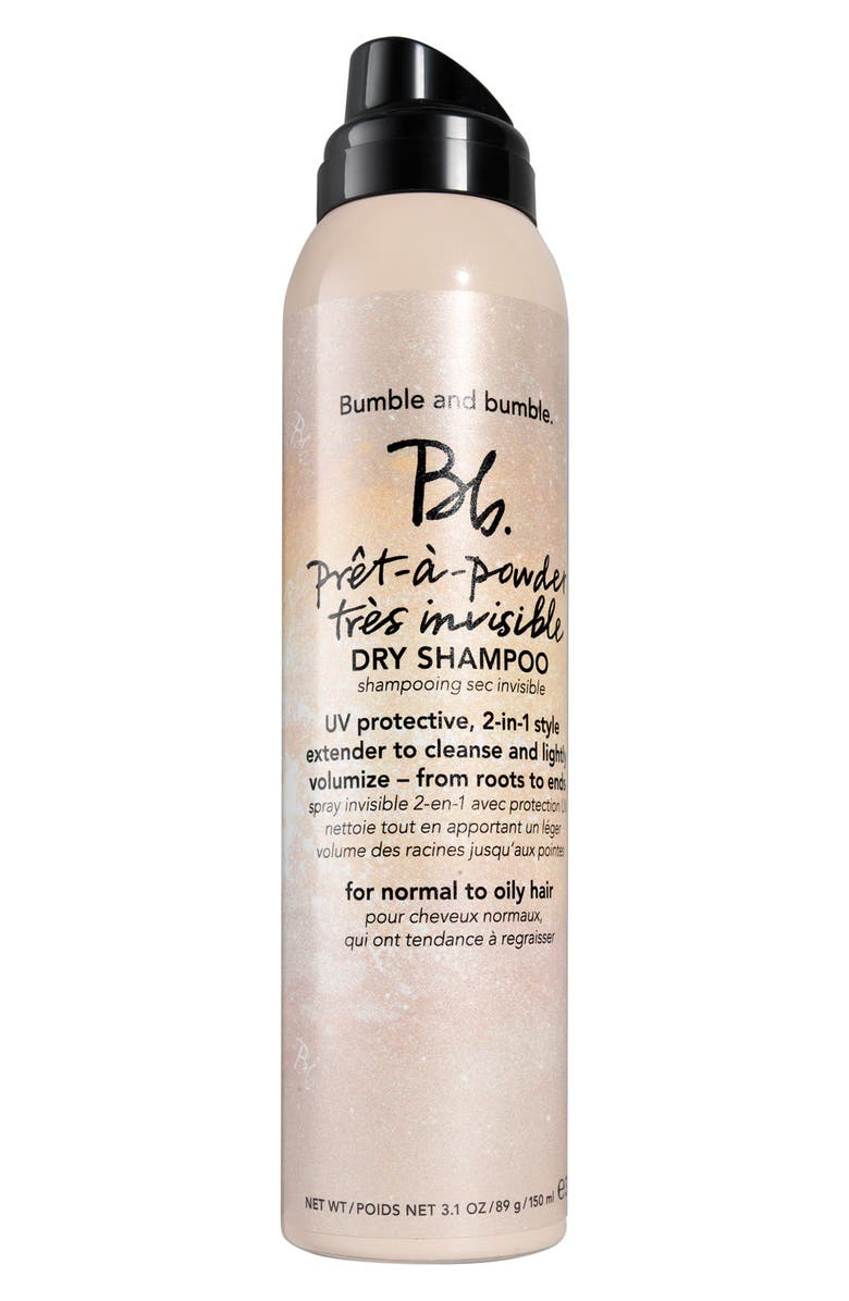 BUMBLE AND BUMBLE. Bumble and bumble Prêt-a-Powder Très Invisible Dry Shampoo, Main, color, NO COLOR