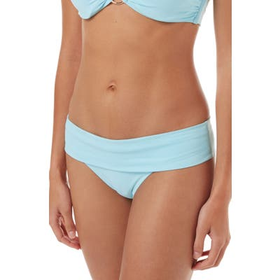 Melissa Odabash Brussels Bikini Bottoms, Blue (Nordstrom Exclusive)