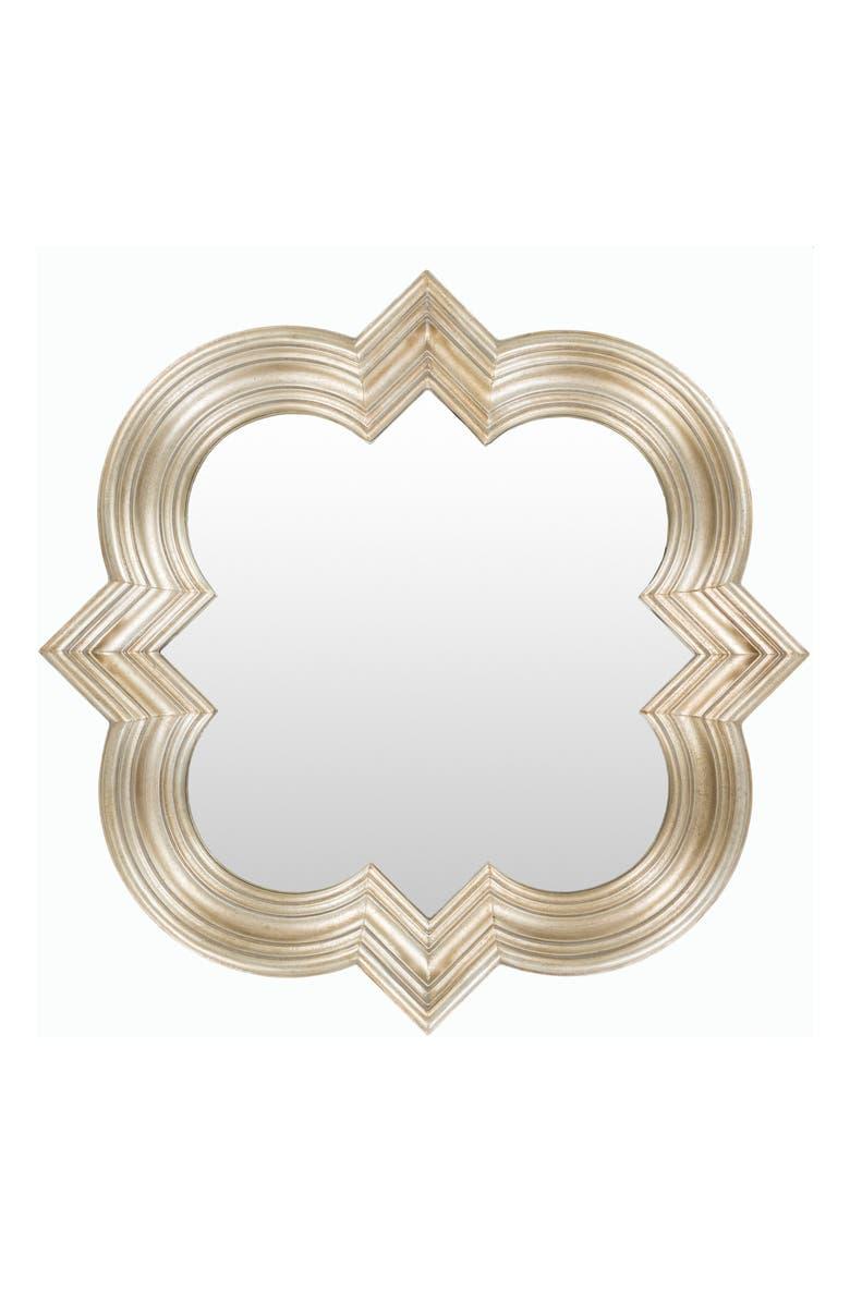 SURYA HOME Salima Mirror, Main, color, GOLD