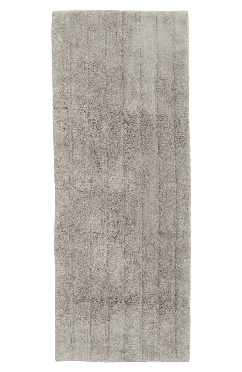 NORDSTROM AT HOME Ribbed Velour Bath Runner, Main, color, 020