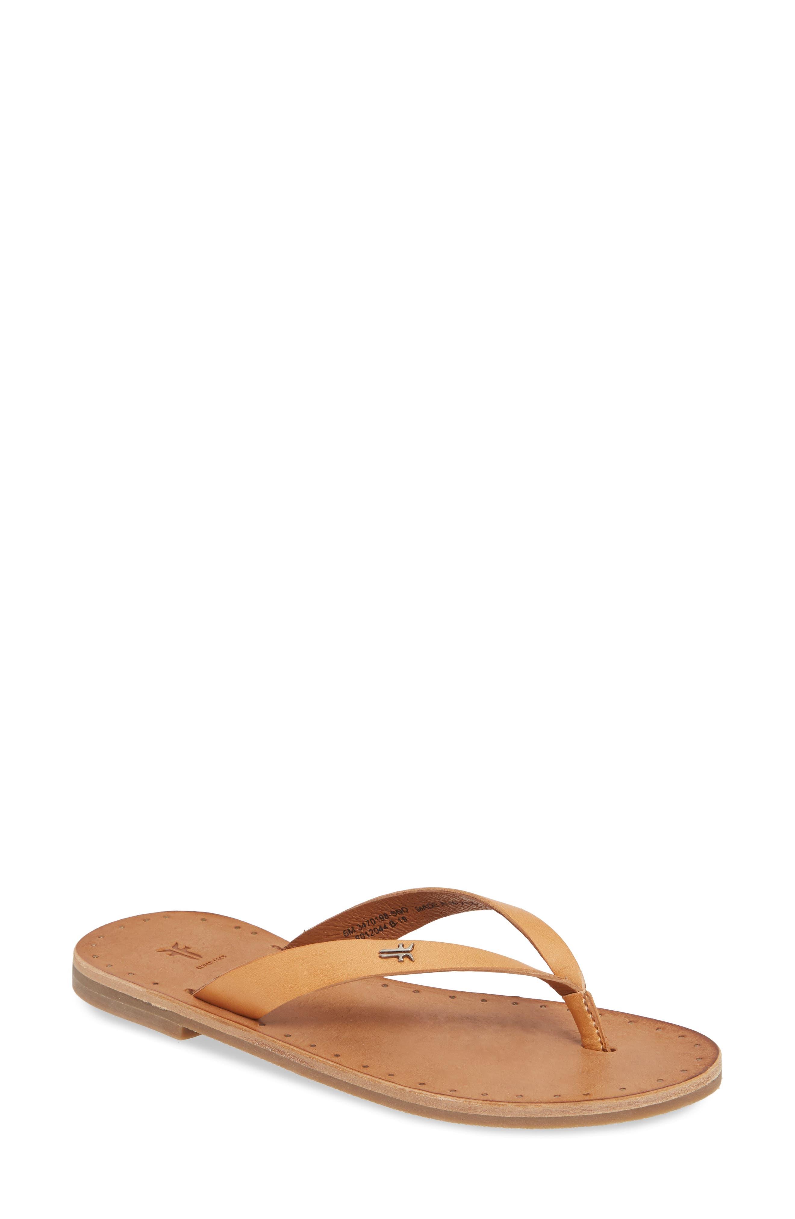 Frye Azalea Flip Flop, Brown