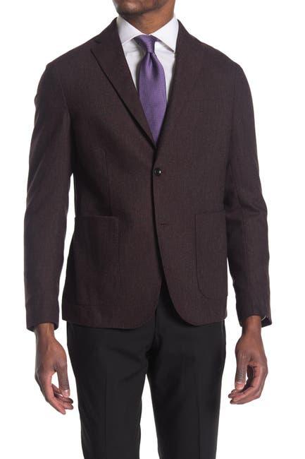 Image of Good Man Brand Trim Fit Notch Lapel Blazer