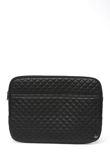 Image of MYTAGALONGS Lola Quilted Laptop Sleeve