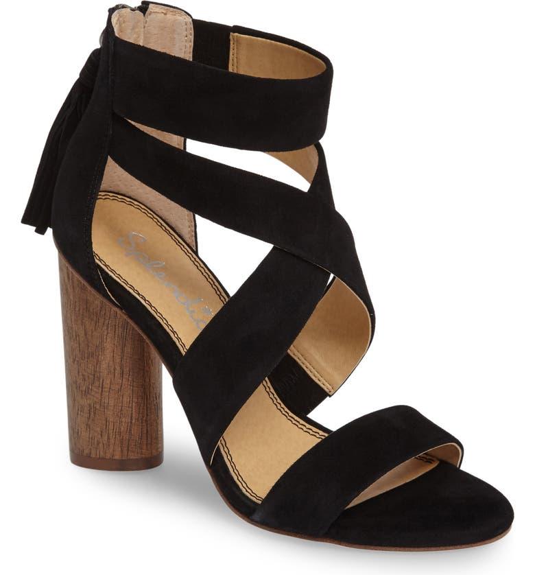 SPLENDID Jara Statement Heel Sandal, Main, color, 013