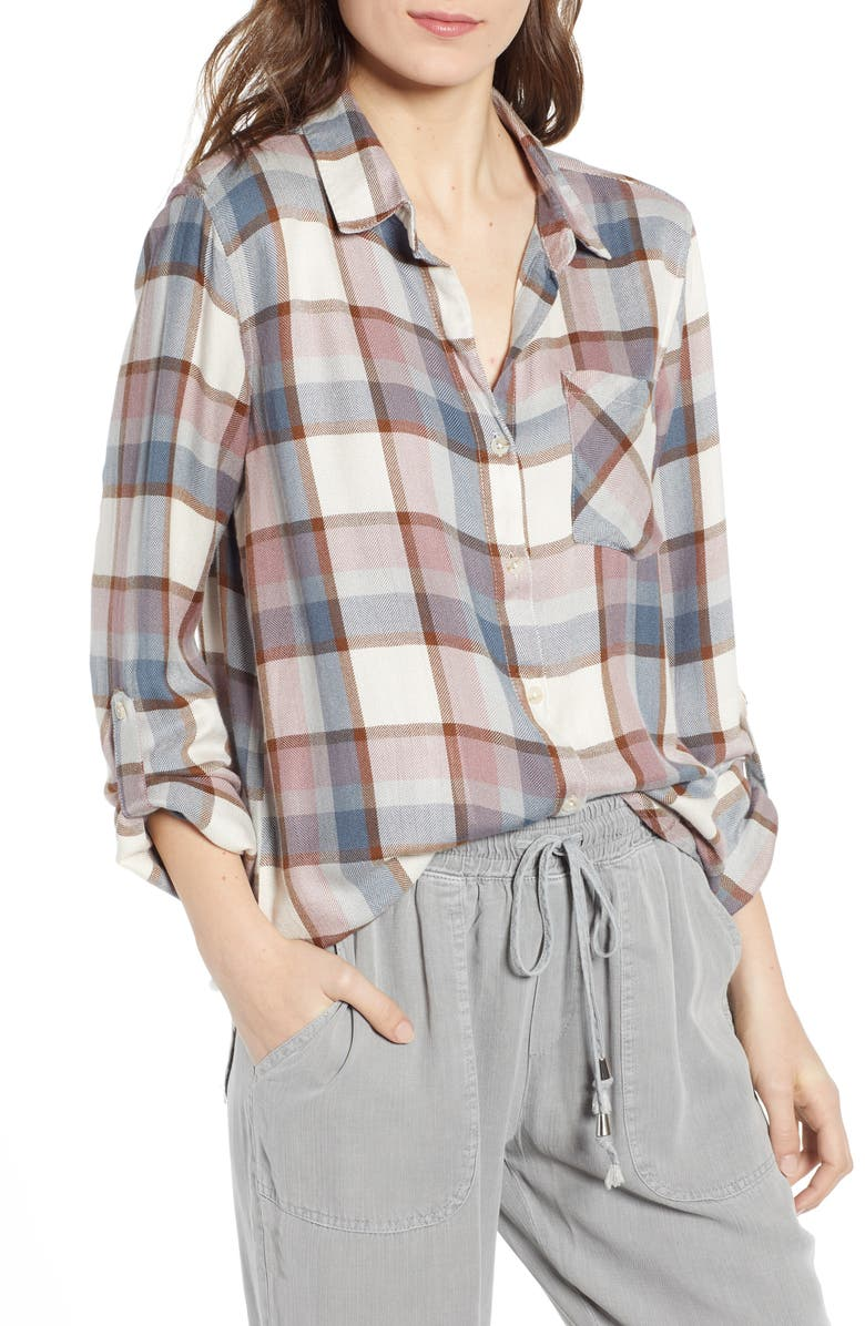 Thread Supply Charlie Plaid Shirt