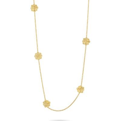 Marco Bicego Petali Station Necklace