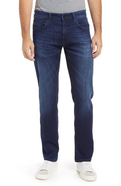 Image of Mavi Zach Straight Leg Jeans