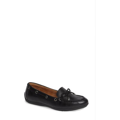 Comfortiva Mindy Loafer, Black