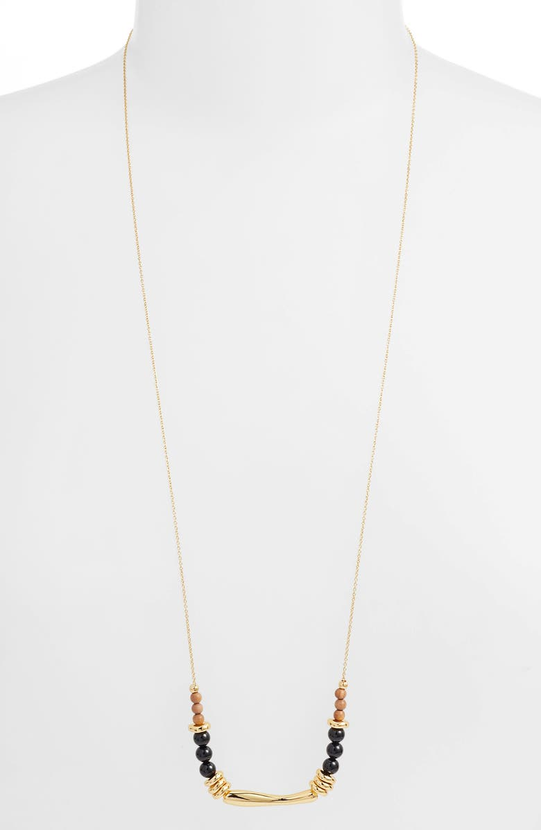 GORJANA Makena Adjustable Necklace, Main, color, 001
