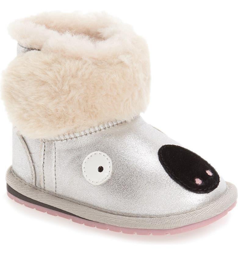 49b15b42896 EMU Australia 'Little Creatures - Koala' Boot (Baby & Walker ...
