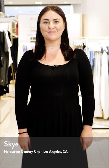 Kathy High Waist Denim Skirt, sales video thumbnail