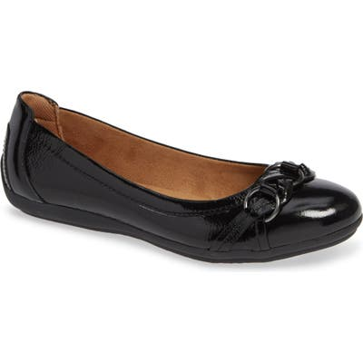 Comfortiva Maloree Flat, Black
