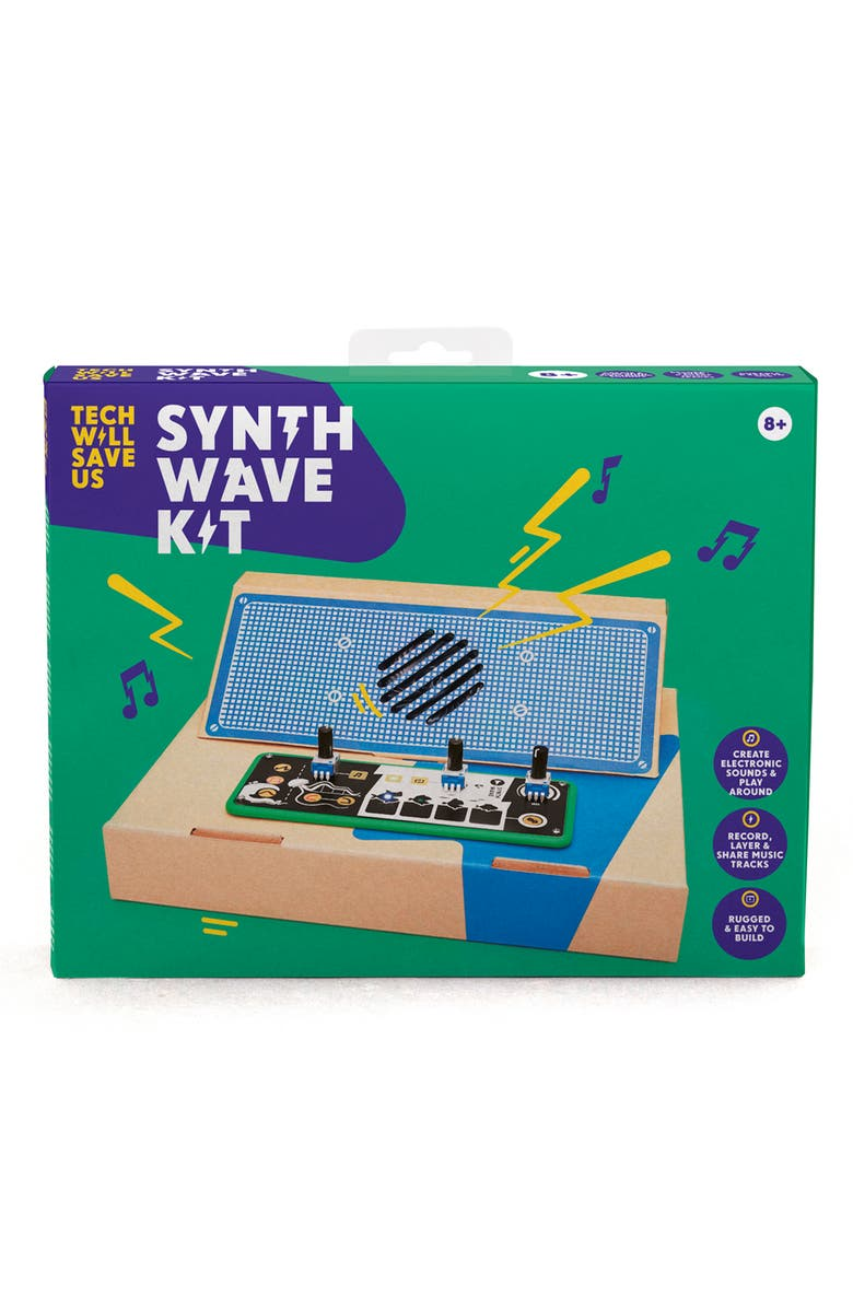 TECH WILL SAVE US Synth Wave Kit, Main, color, 960