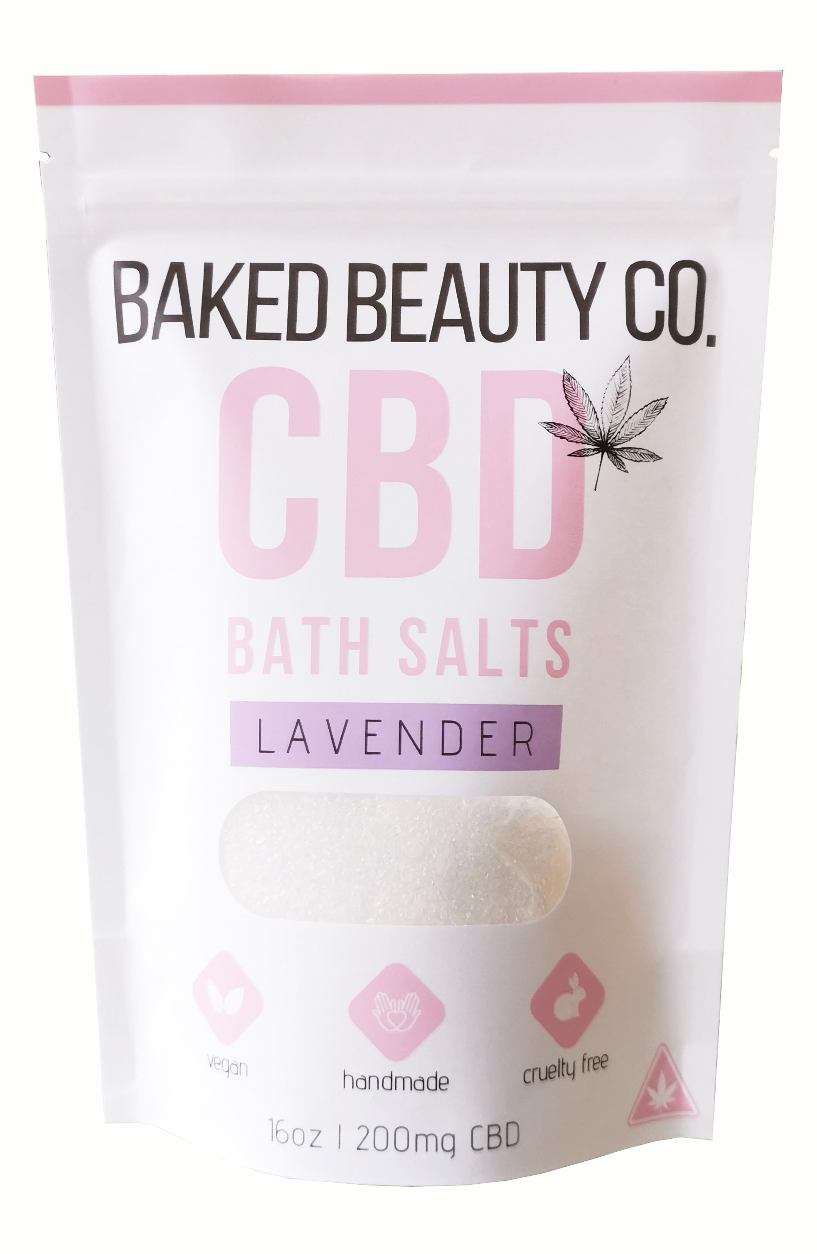 Cbd Lavender Bath Powder