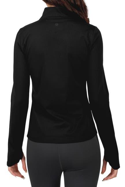 Image of 90 Degree By Reflex Ultralink Fleece Half Zip Pullover