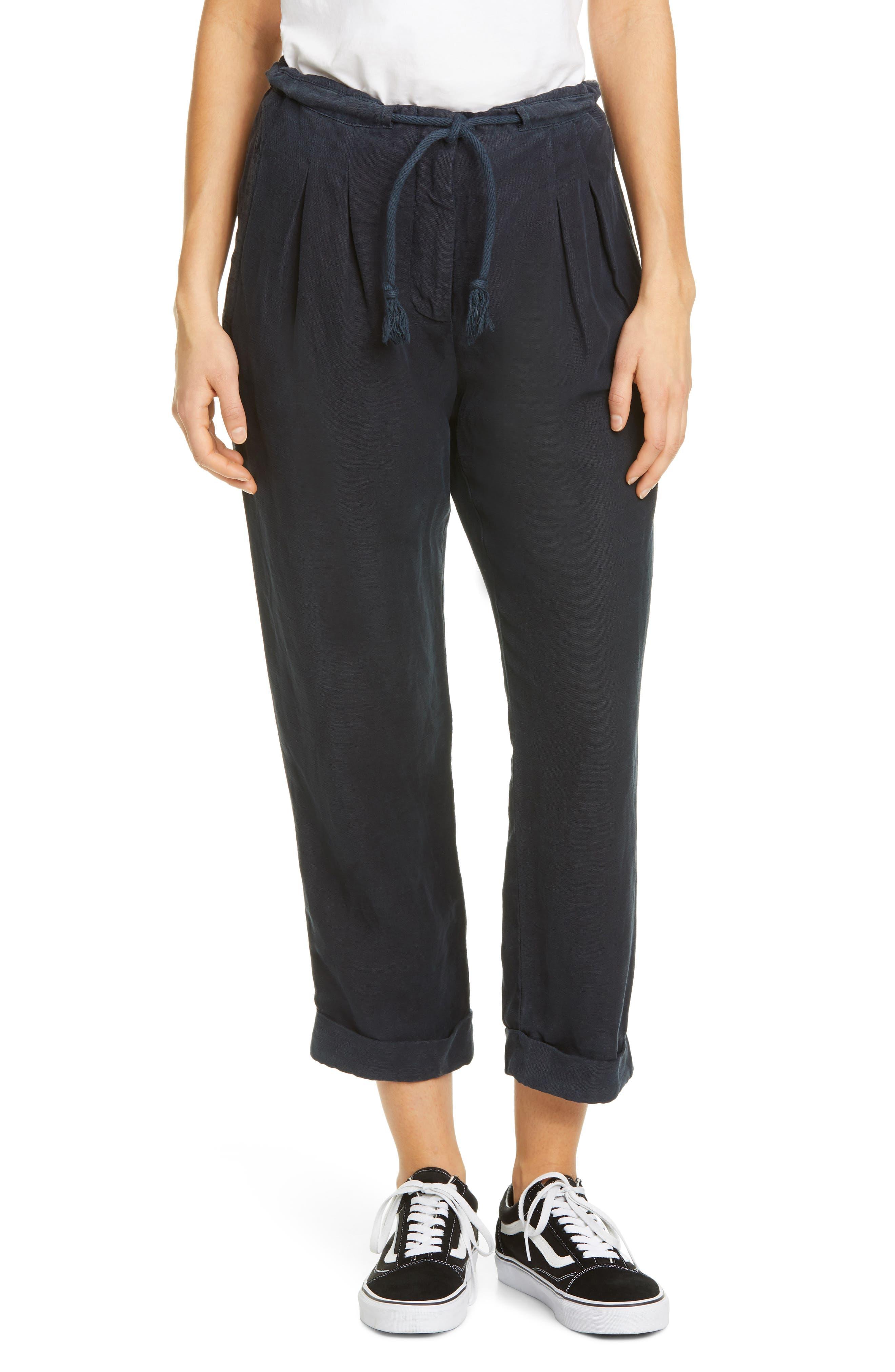 Image of NSF CLOTHING Viola Pleated Pants