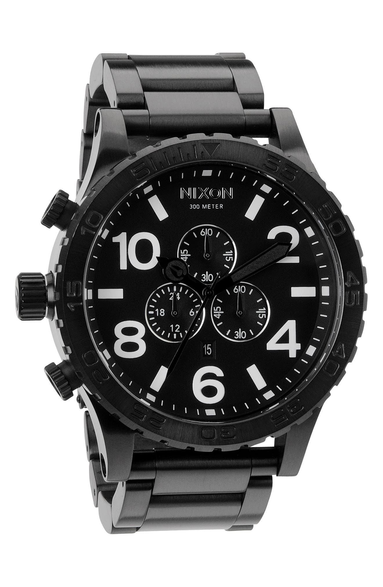 ,                             'The 51-30 Chrono' Watch, 51mm,                             Alternate thumbnail 19, color,                             006