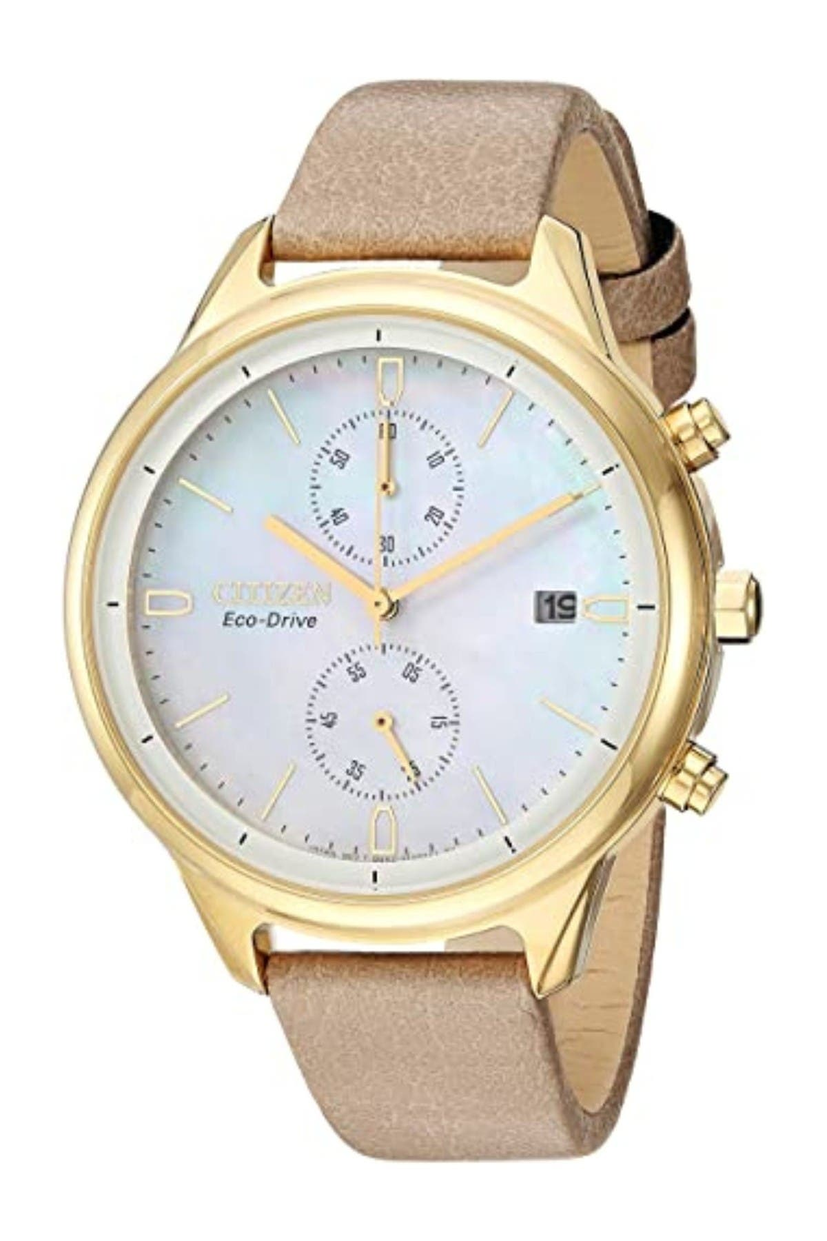 Image of Citizen Women's Eco-Drive Chandler Strap Watch, 38.5mm