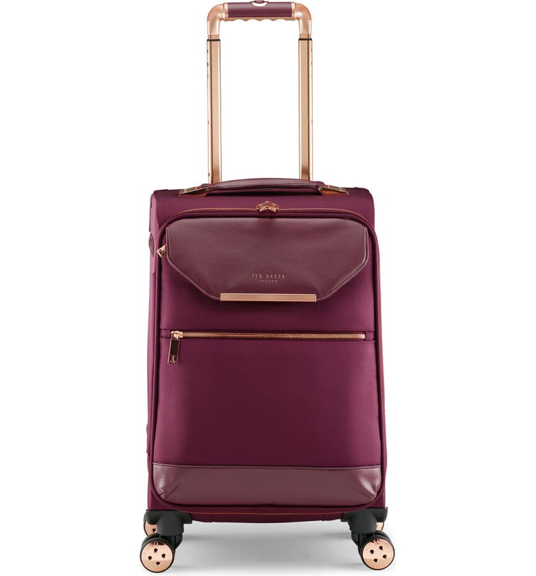 TED BAKER LONDON 22-Inch Spinner Trolley Packing Case, Main, color, 930