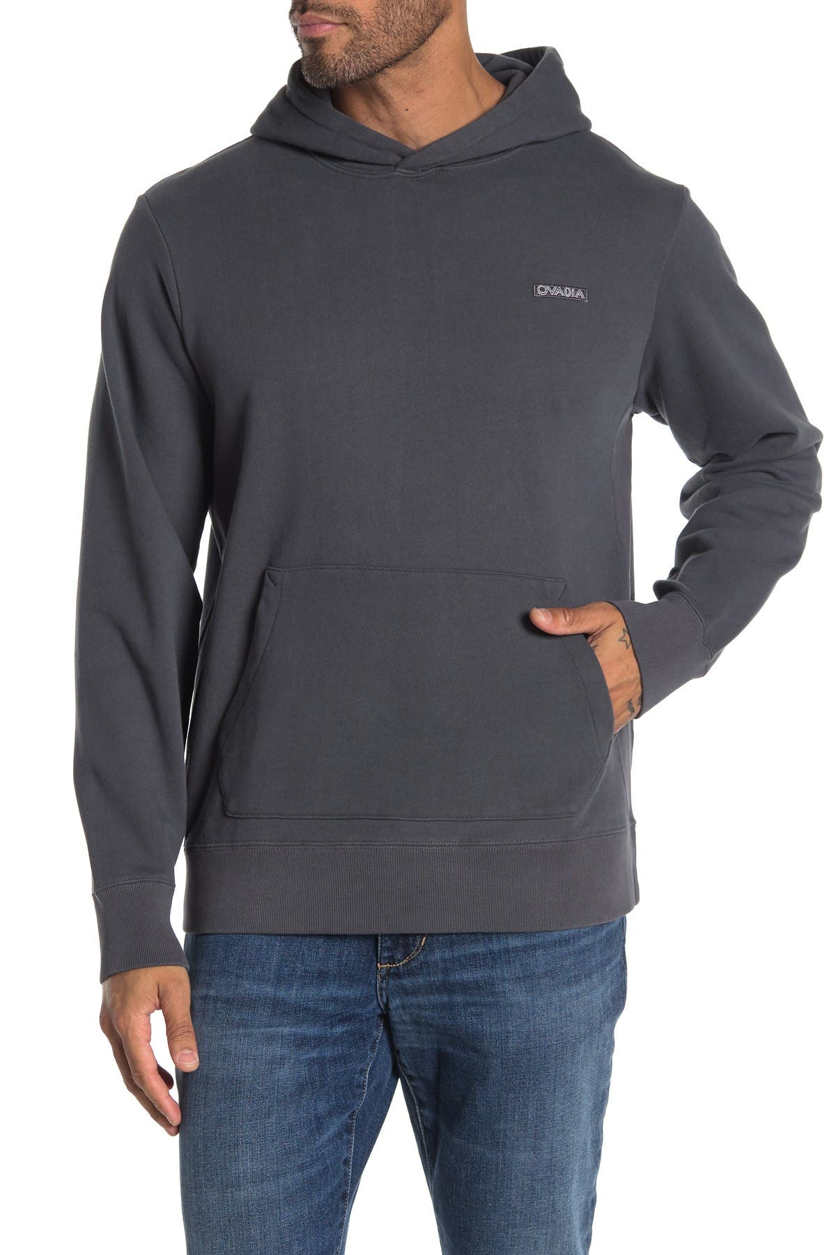 Image of OVADIA AND SONS Type 01 Pullover Hoodie