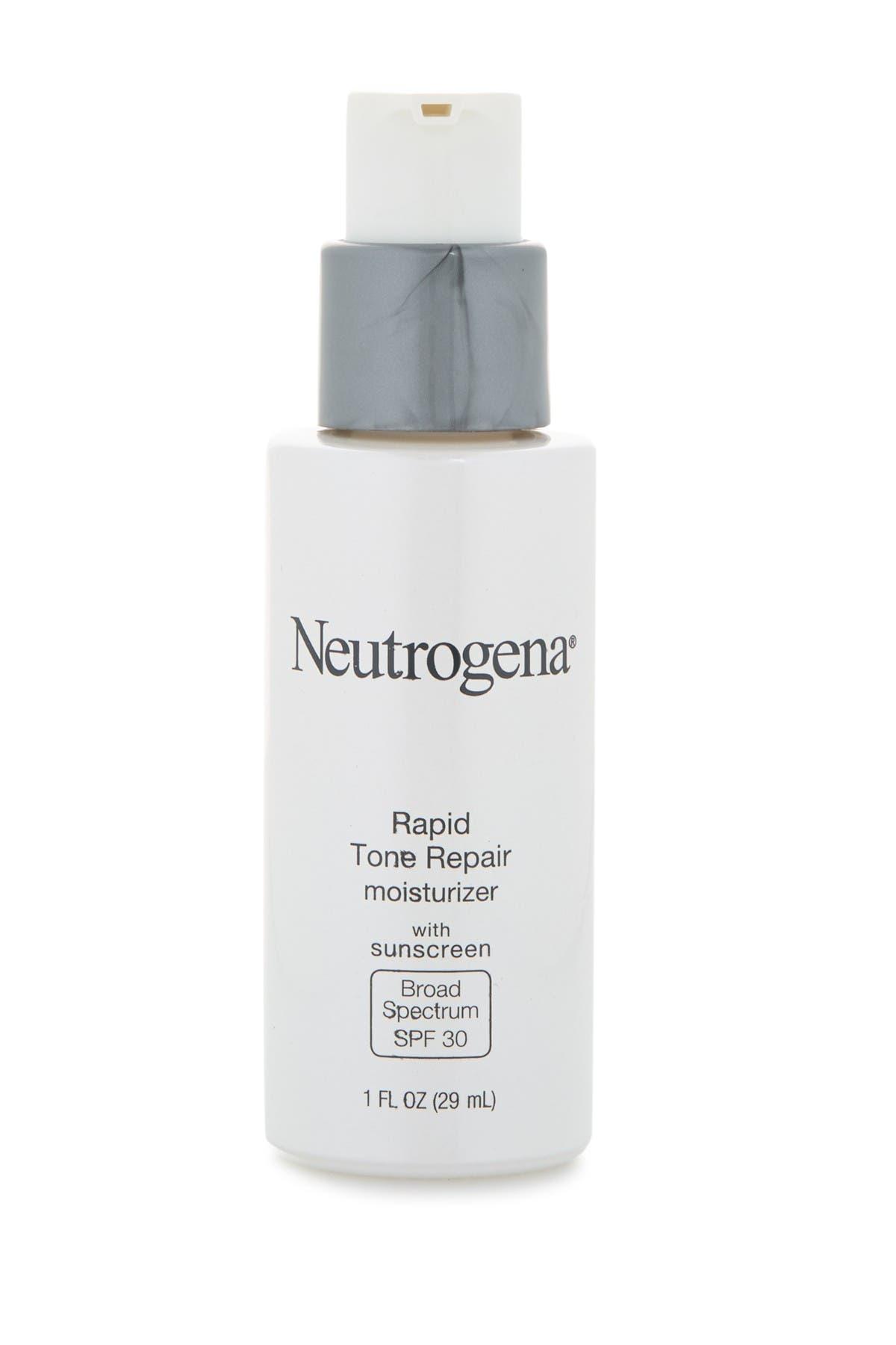 Image of Neutrogena Rapid Tone Retinol Moisturizer, SPF 30, Vitamin C - 1 fl. oz.