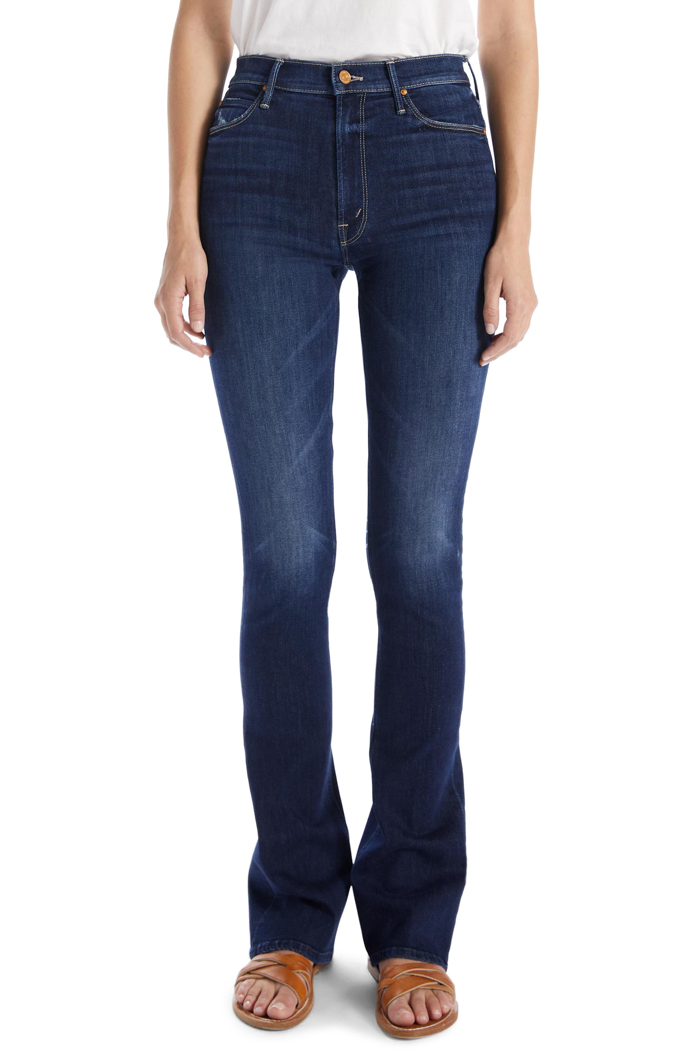 Women's Mother 'Runaway' Bootcut Jeans