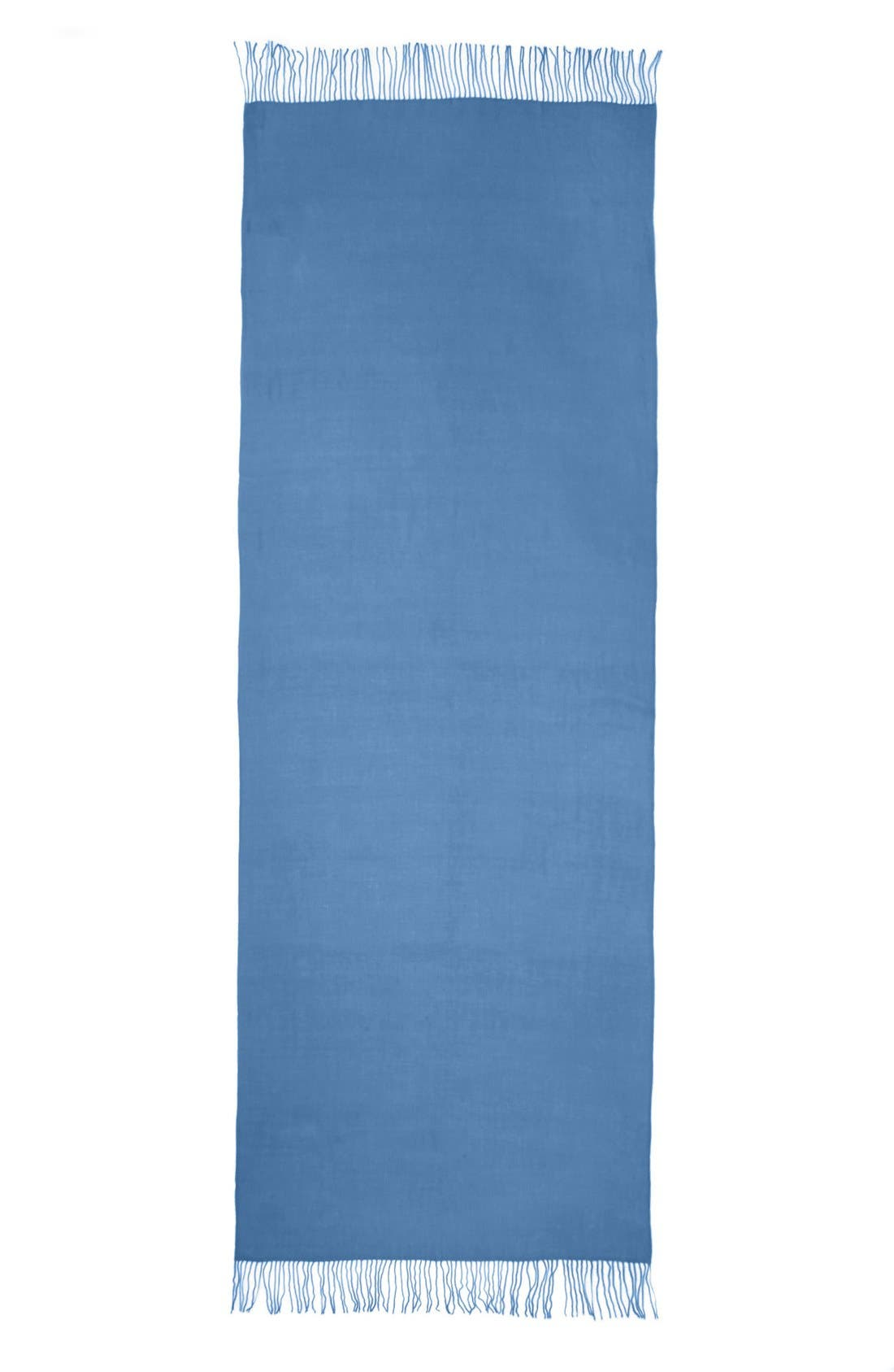 ,                             Tissue Weight Wool & Cashmere Wrap,                             Alternate thumbnail 114, color,                             477