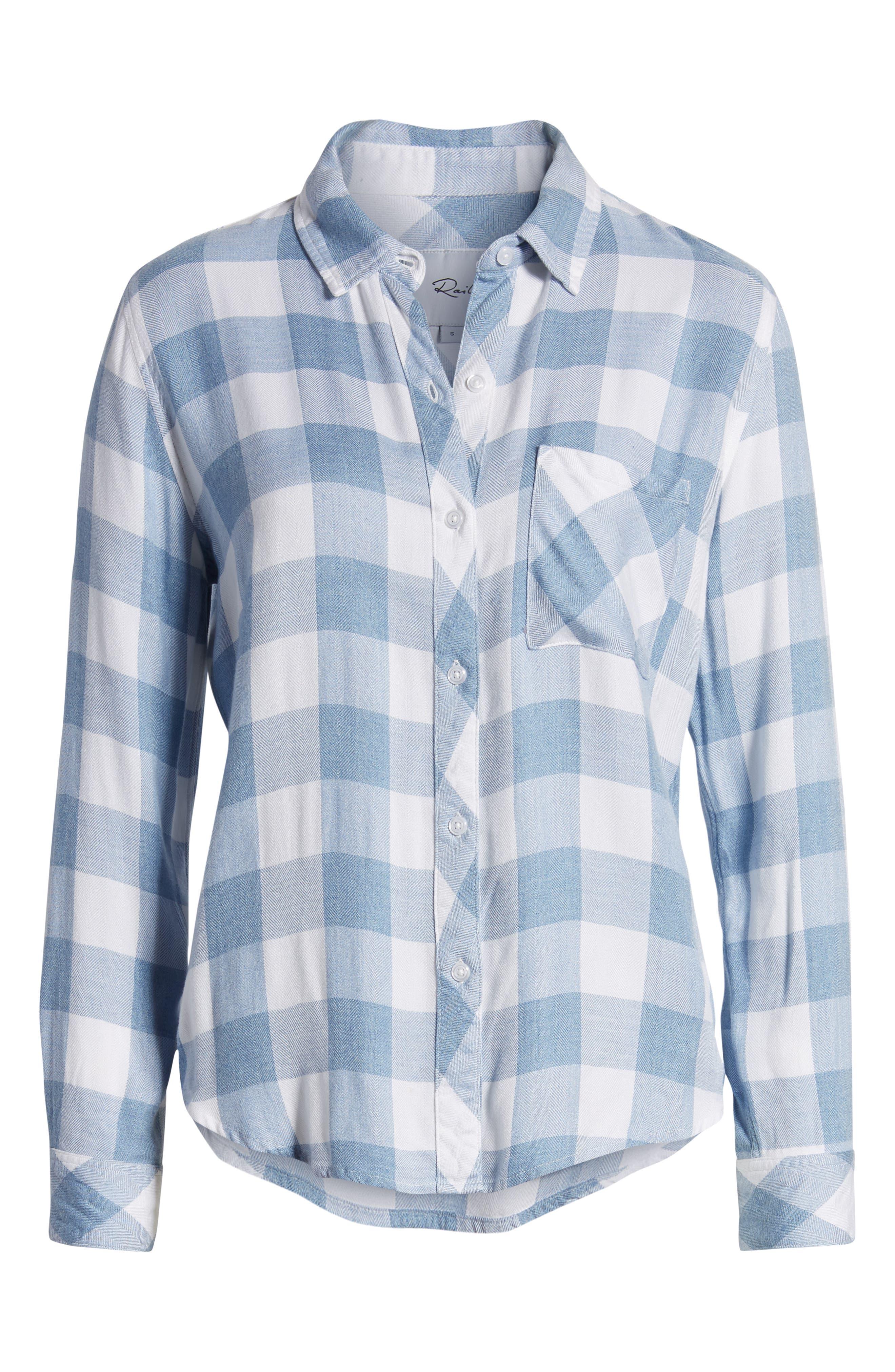,                             Hunter Plaid Shirt,                             Alternate thumbnail 116, color,                             424