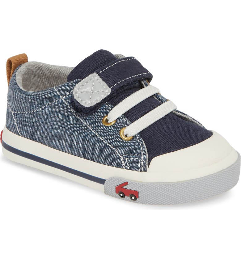 SEE KAI RUN Stevie II Sneaker, Main, color, CHAMBRAY