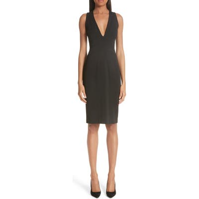 Zac Zac Posen Sirena Body-Con Dress, Black