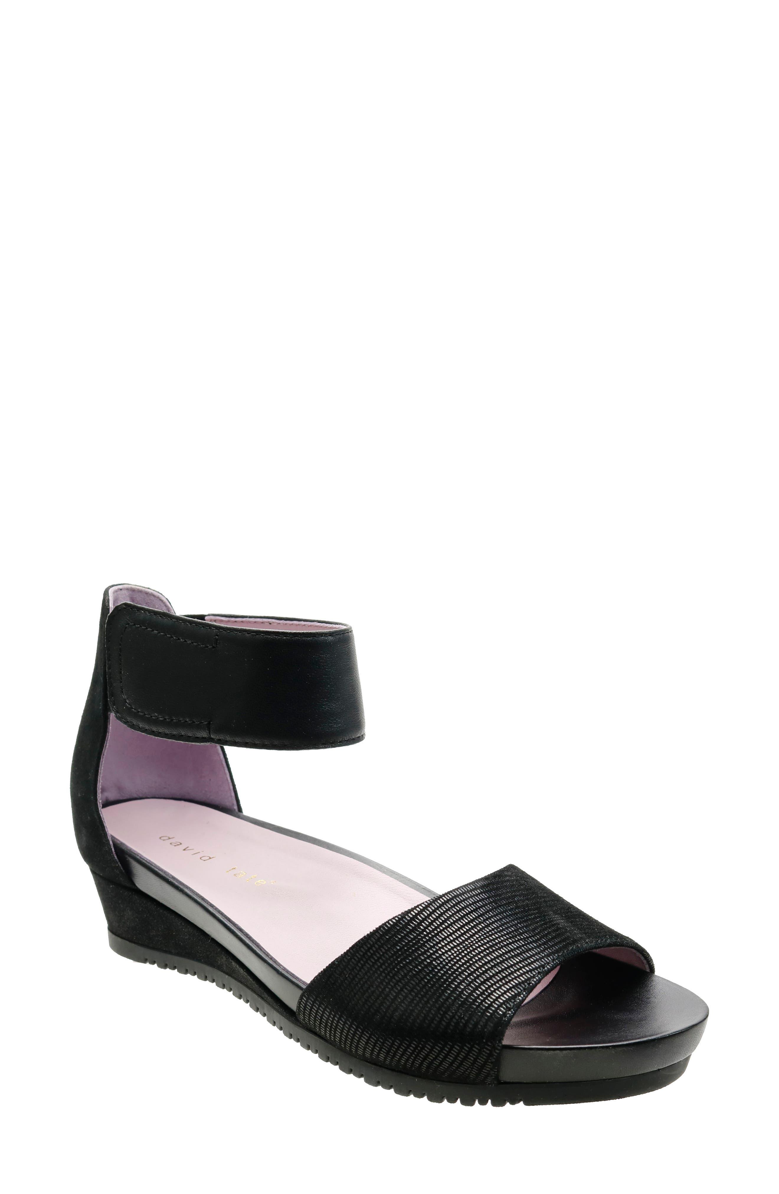 Ruby Wedge Sandal