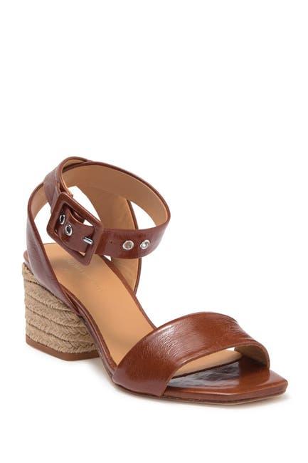 Image of Paloma Barcelo Adriana Espadrille Block Heel Sandal