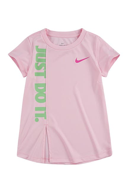 Image of Nike Dri-FIT 'Just Do It' Tunic T-Shirt