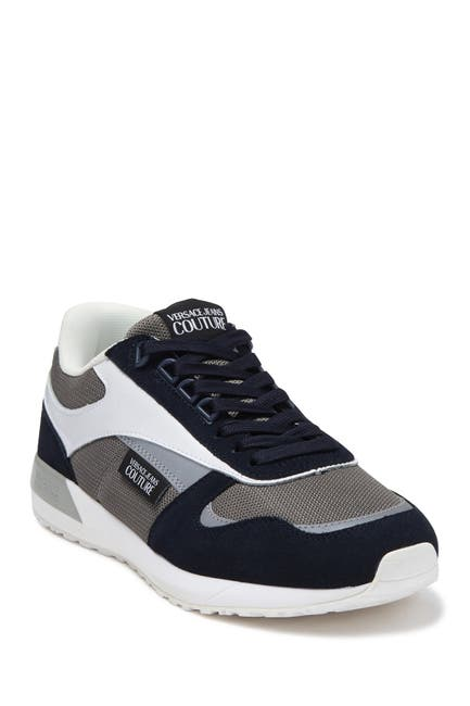 Image of Versace Jeans Contrasting Couture Sneaker