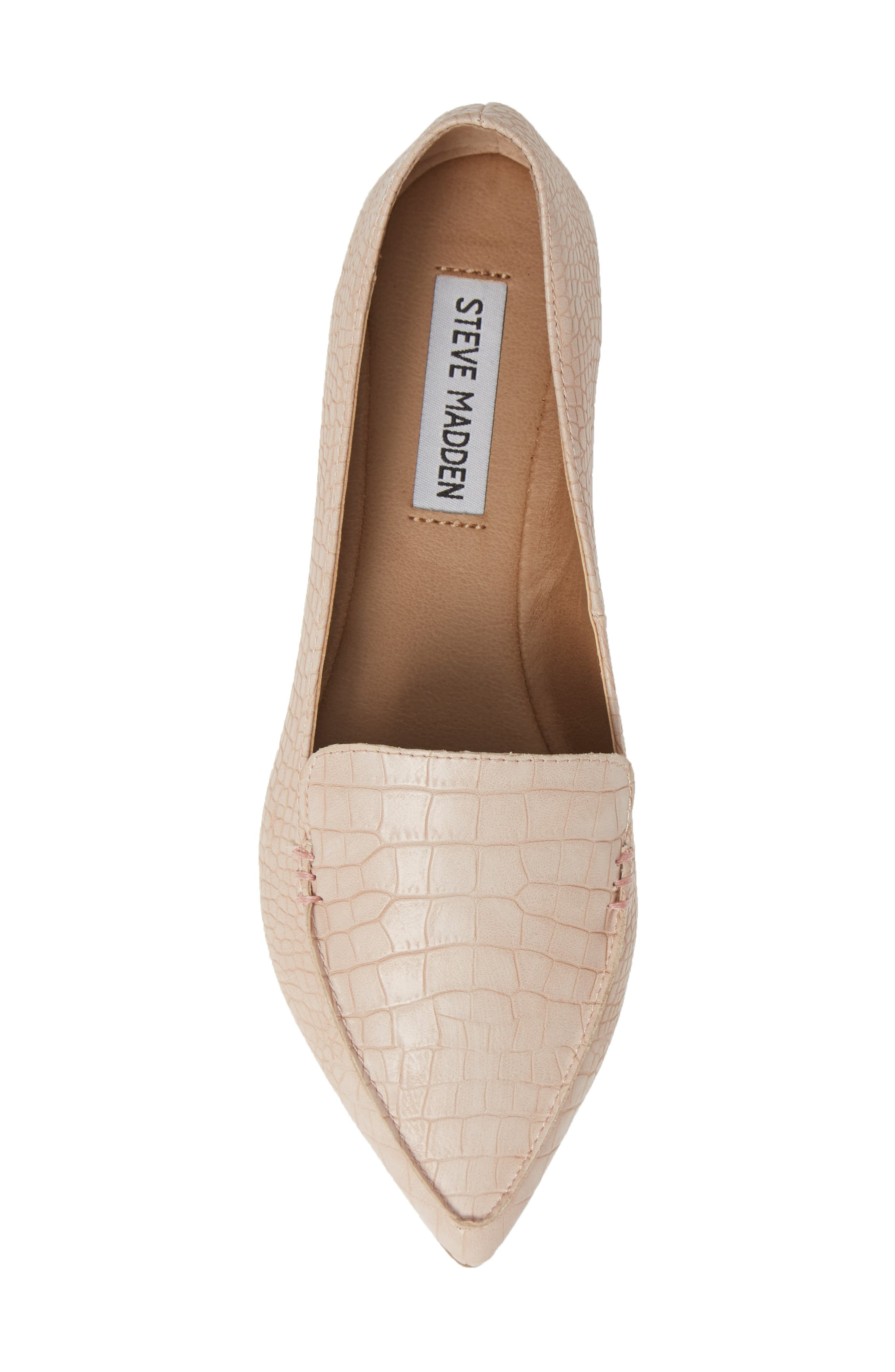 ,                             Feather Loafer Flat,                             Alternate thumbnail 17, color,                             650