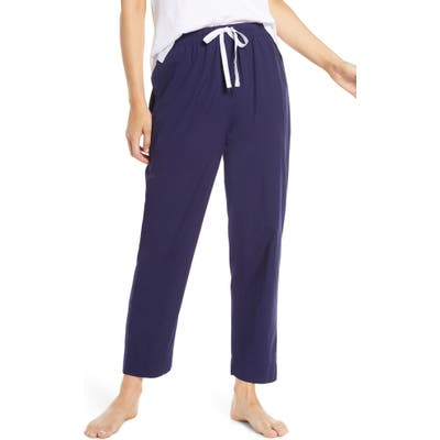 Papinelle Whale Beach Pajama Pants, Blue