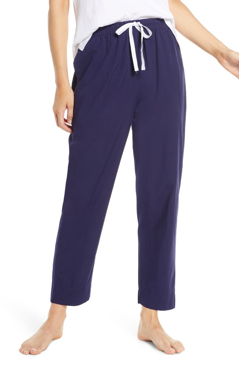 PAPINELLE Whale Beach Pajama Pants, Main, color, 400
