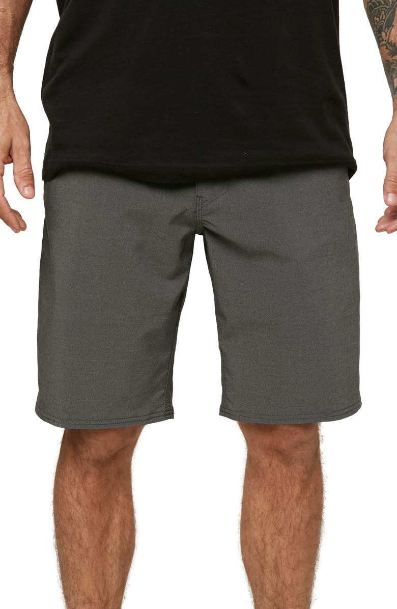 O'NEILL Stockton Hybrid Shorts, Main, color, 001